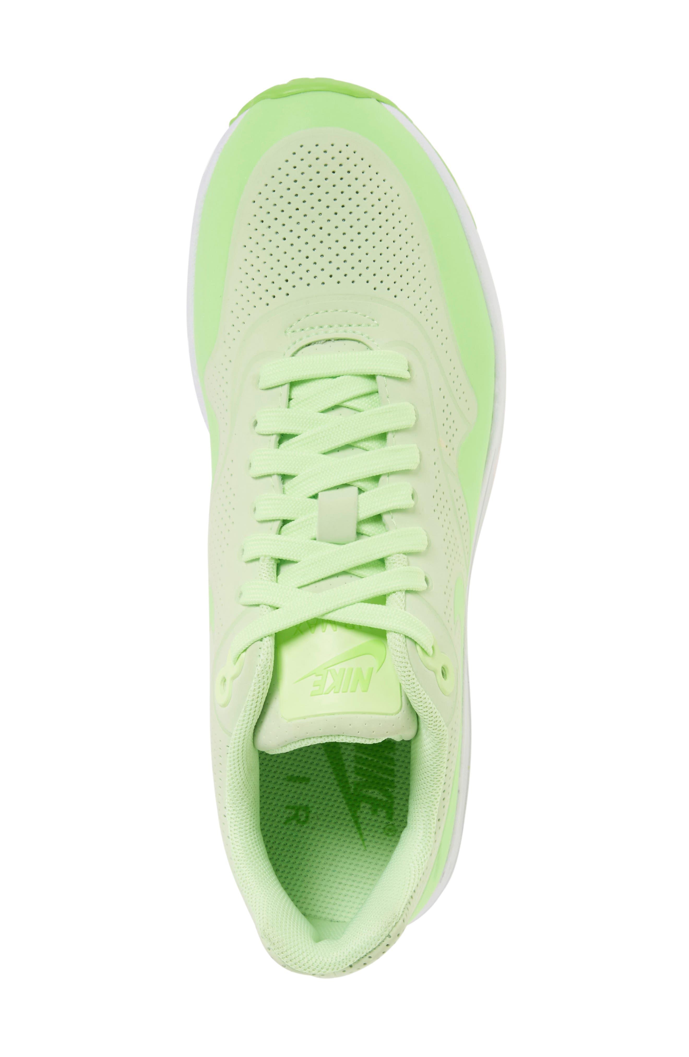,                             'Air Max 1 - Ultra Moire' Sneaker,                             Alternate thumbnail 48, color,                             302