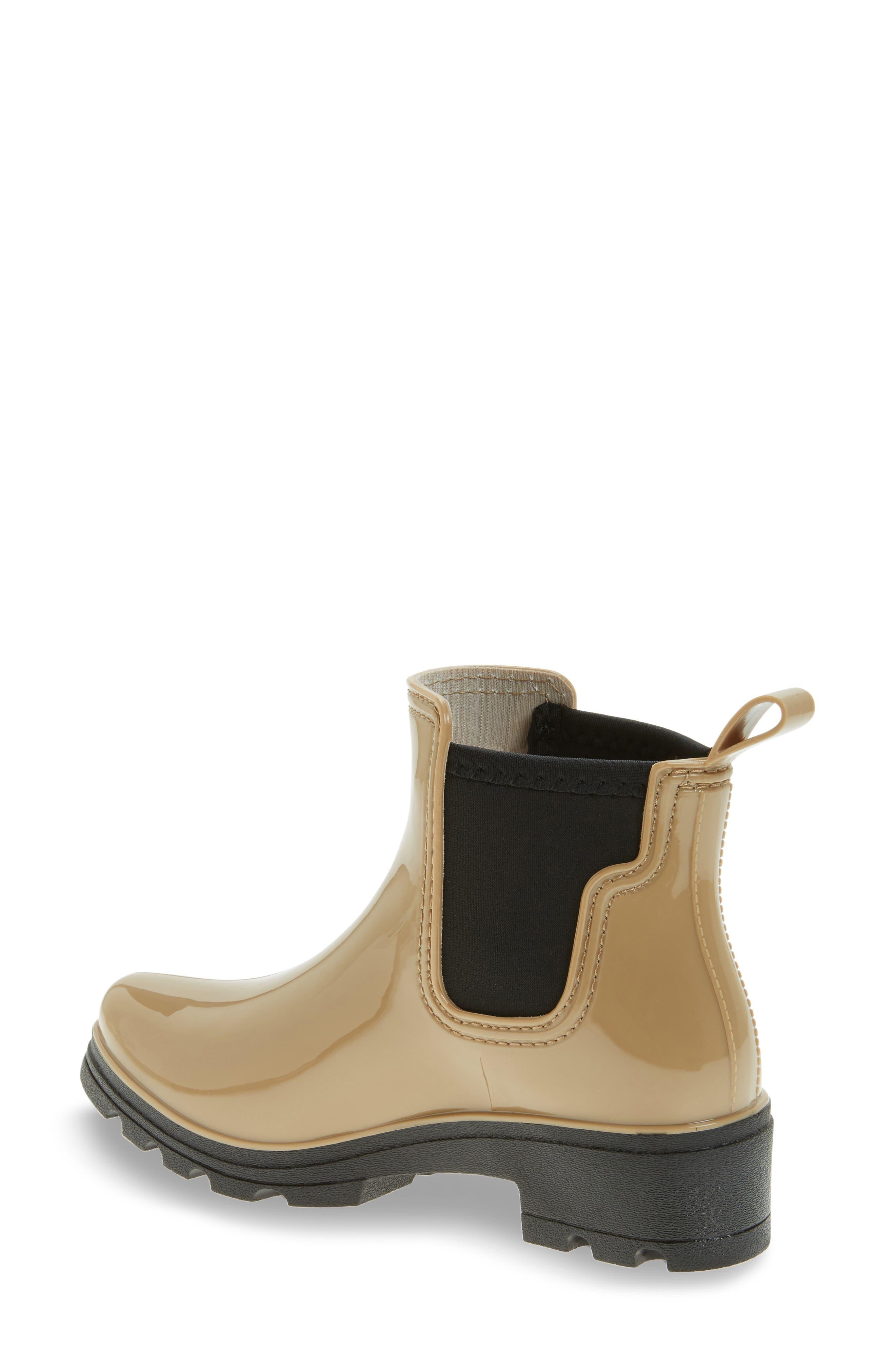,                             'Prague' Waterproof Chelsea Rain Boot,                             Alternate thumbnail 6, color,                             250