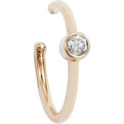 Zoe Chicco Diamond Ear Cuff