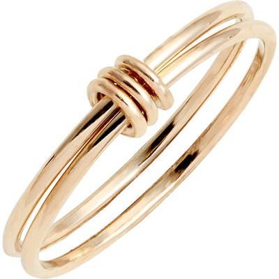 Zoe Chicco Linked Double Ring