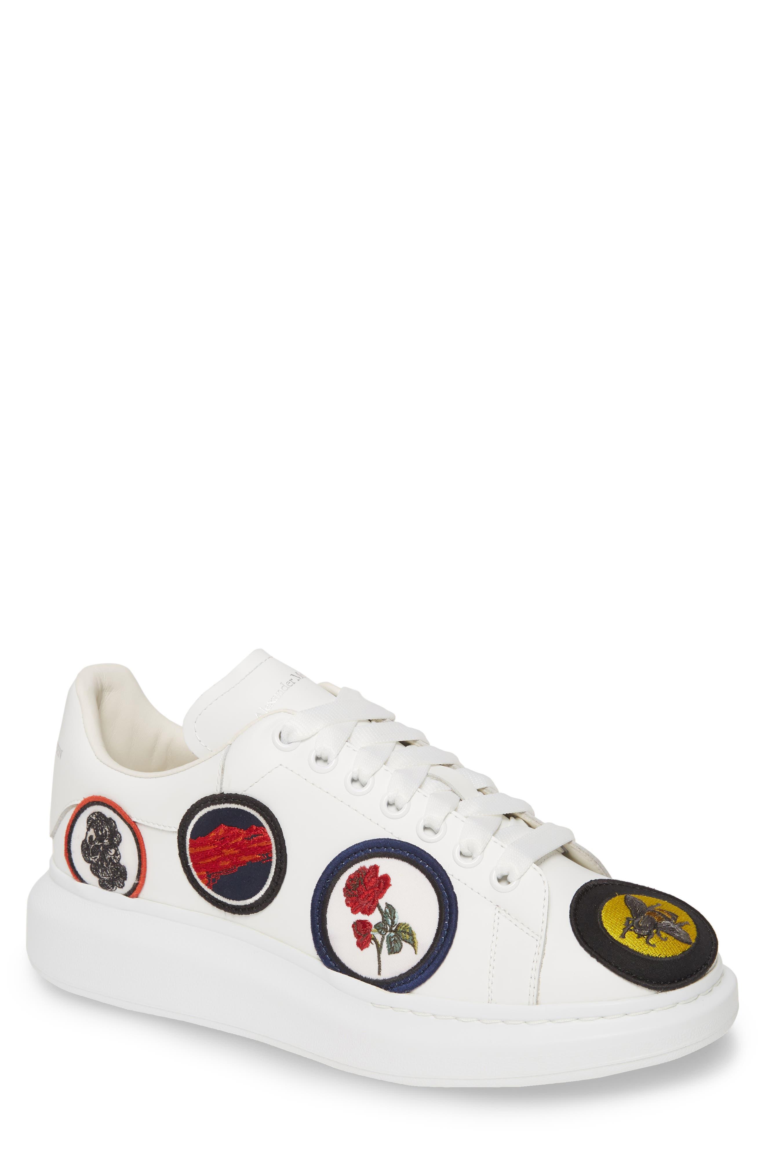 Alexander McQueen Oversize Sneaker (Men