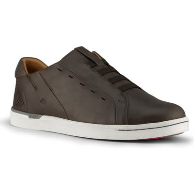 Kizik New York Hands-Free Slip-On Sneaker, Brown
