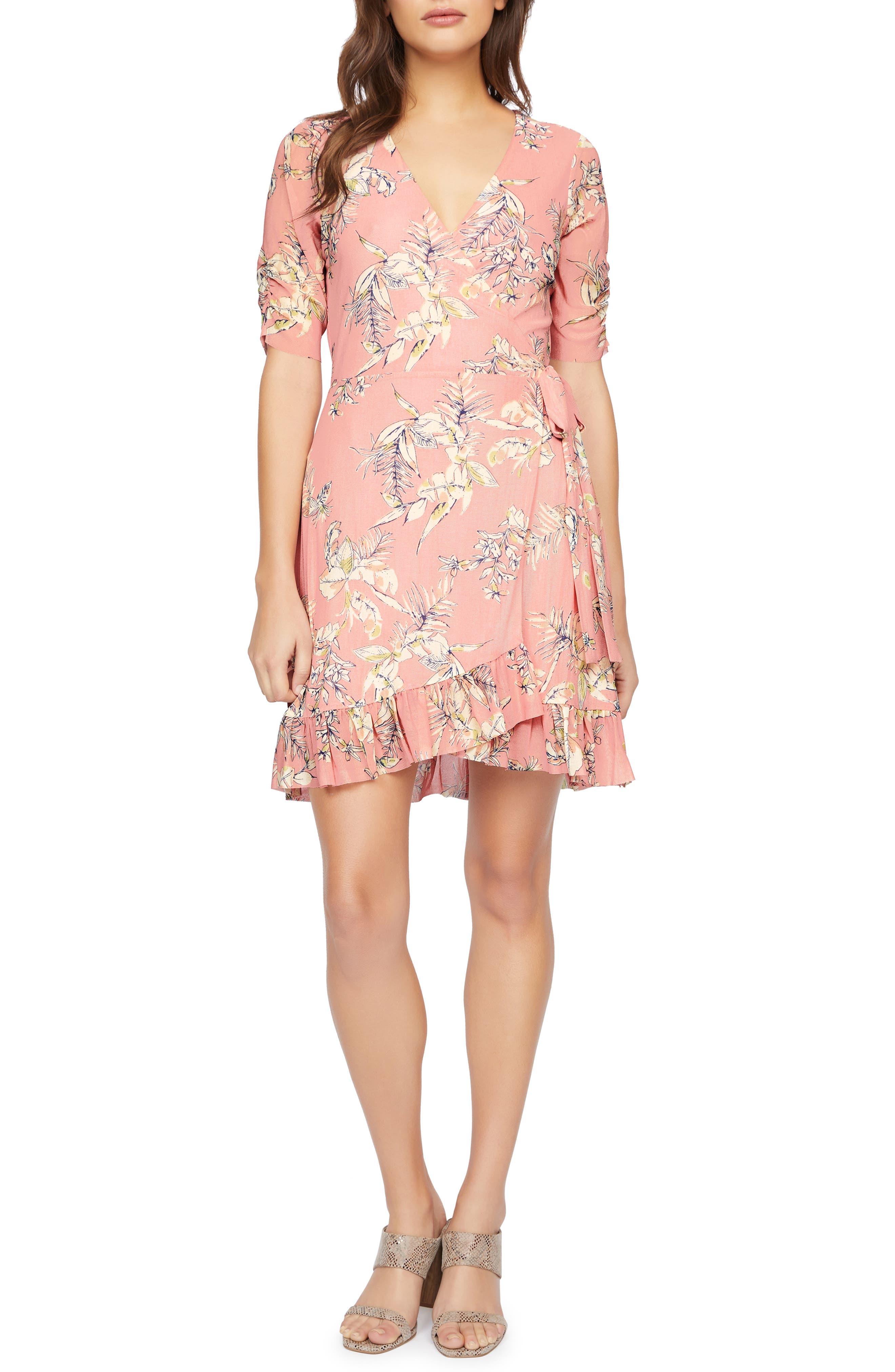 Image of Sanctuary Wrap Midi Dress