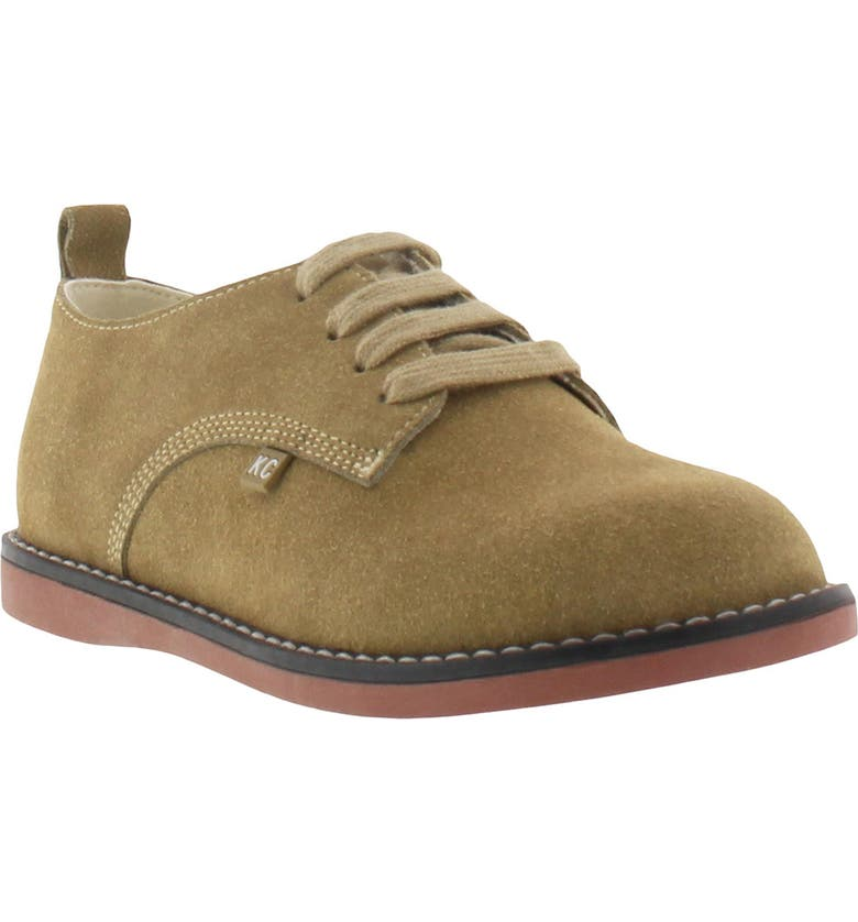 KENNETH COLE NEW YORK Sam Andy Lace-Up Shoe, Main, color, SAND