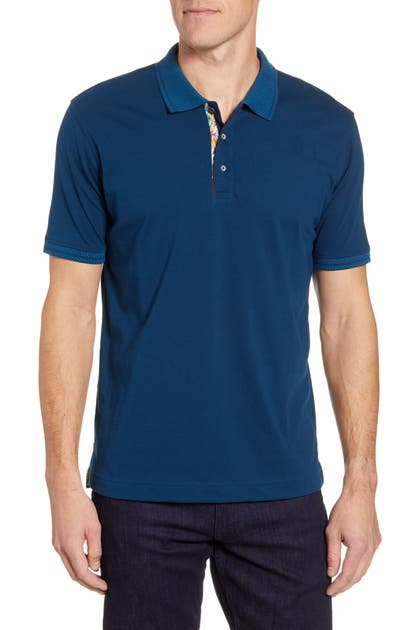 Robert Graham Tops CLASSIC FIT JERSEY POLO