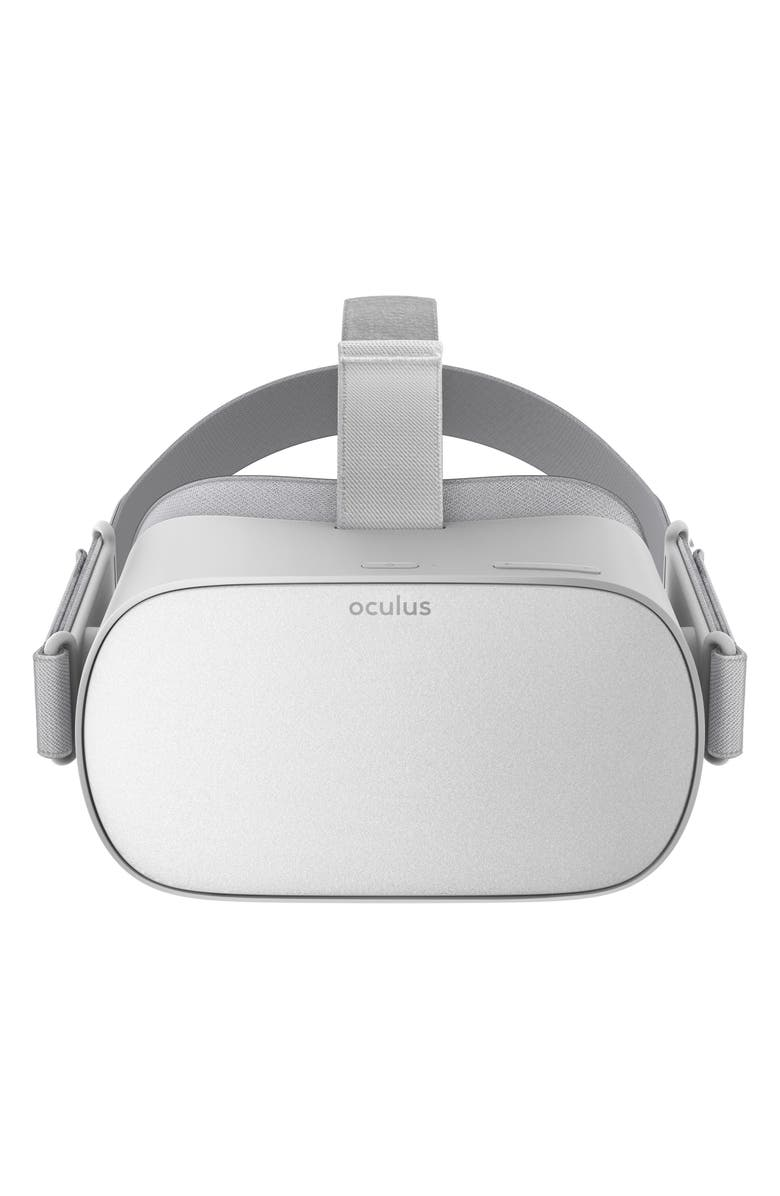 OCULUS Go 32GB Virtual Reality Headset, Main, color, GREY