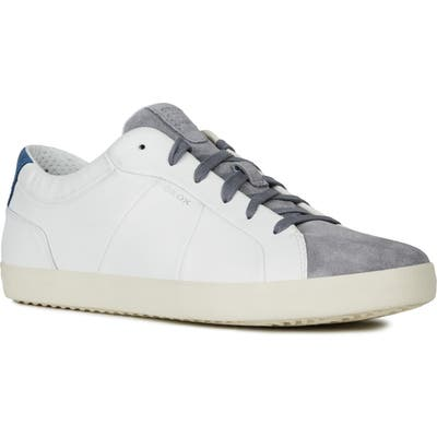 Geox Warley Sneaker, White