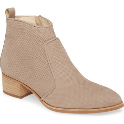 Paul Green Danny Block Heel Bootie, US/ 5.5UK - Beige