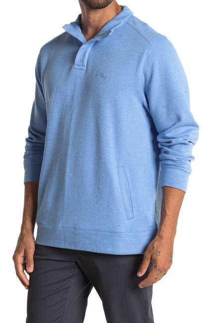 Image of Tommy Bahama Playa Pina Port Half Zip Pullover