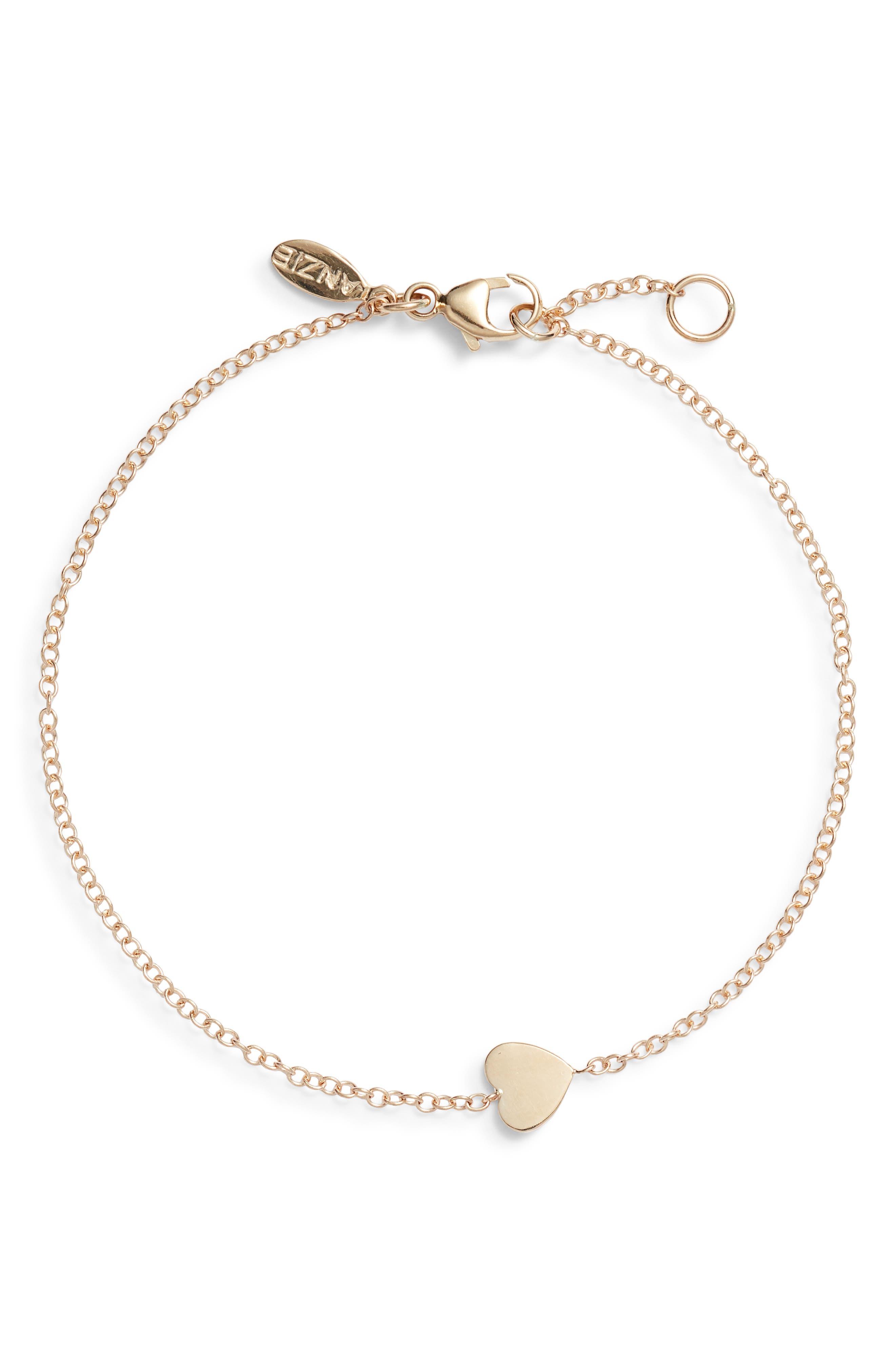 Love Letter Heart Bracelet
