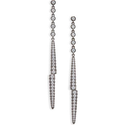 Nadri Linear Drop Earrings