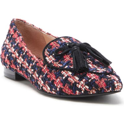 Sole Society Hadlee Loafer, Red