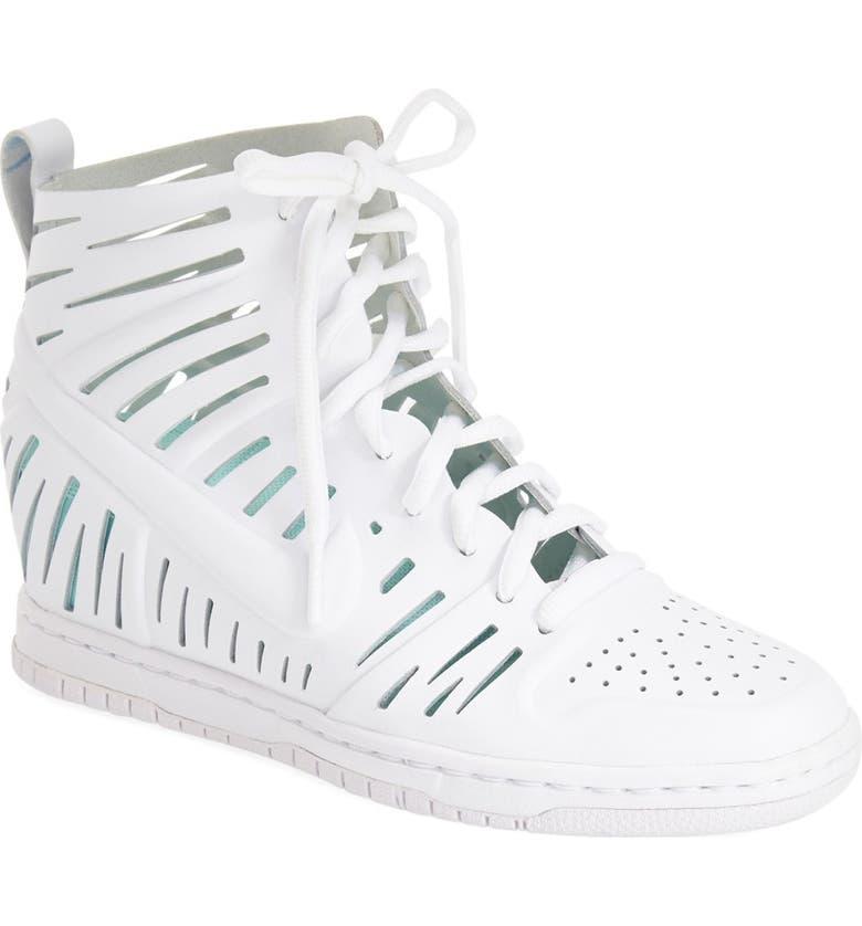 new product b4872 b075e  Dunk Sky Hi Joli  Hidden Wedge Sneaker, Main, color, ...