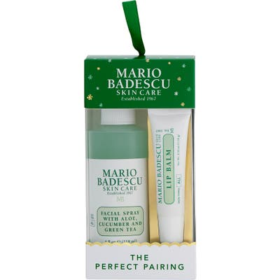 Mario Badescu Facial Spray & Lip Balm Ornament Duo