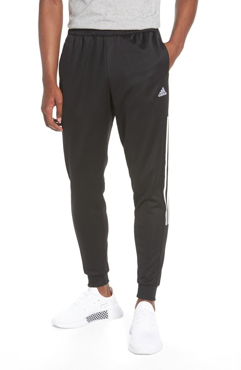 ADIDAS Casual Regular Fit Sweatpants, Main, color, 001