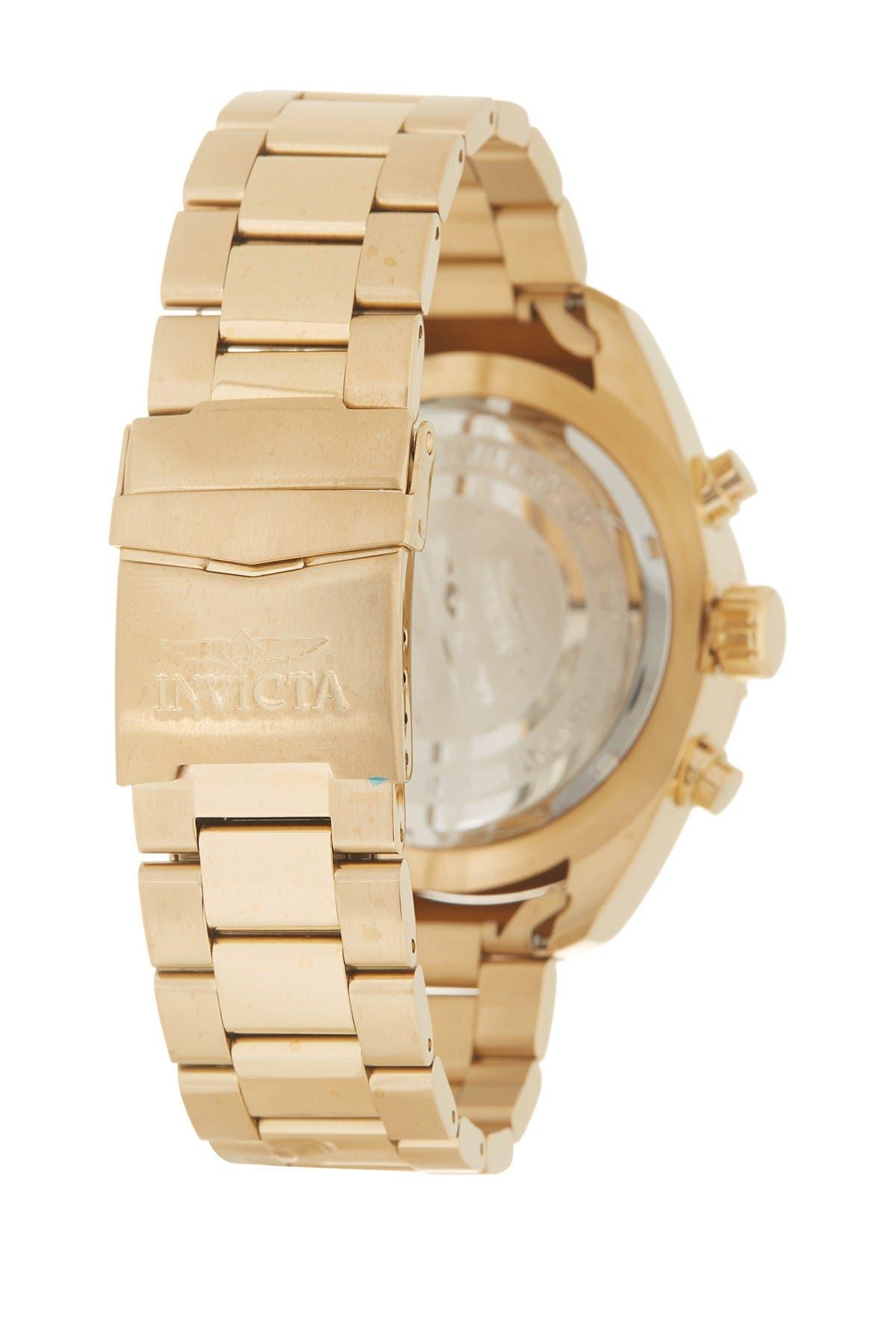Image of Invicta Men's Bolt Chronograph Bracelet Watch, 52mm