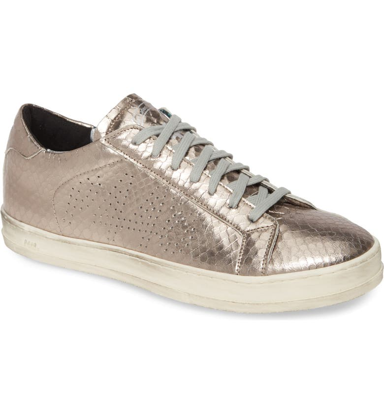 P448 John BS Colorblock Metallic Sneaker, Main, color, BIRMANIA