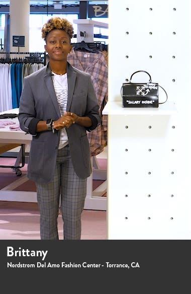Jitney 1.4 Leather Crossbody Bag, sales video thumbnail