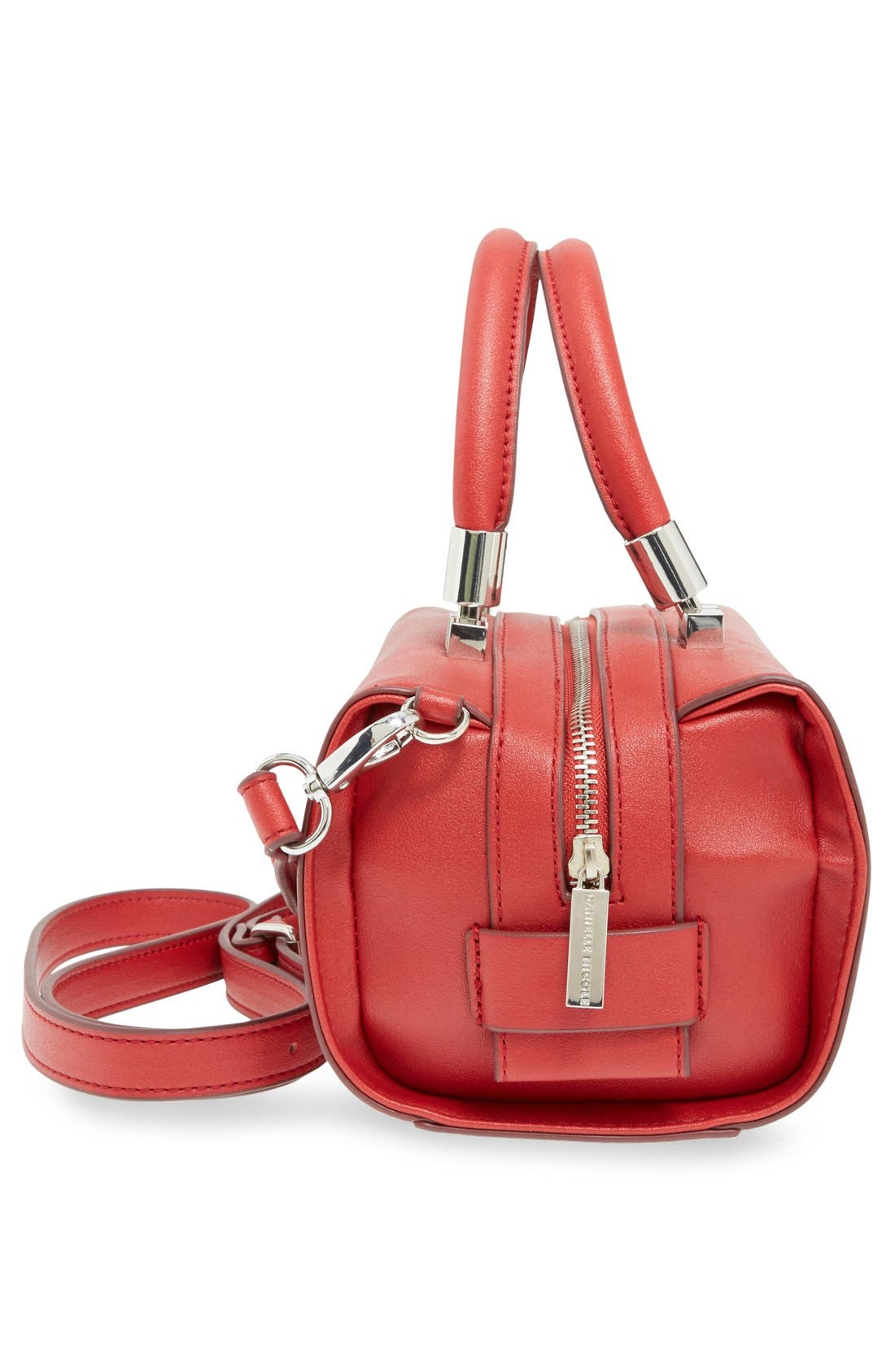 ,                             'Whitney' Faux Leather Crossbody Bag,                             Alternate thumbnail 9, color,                             600