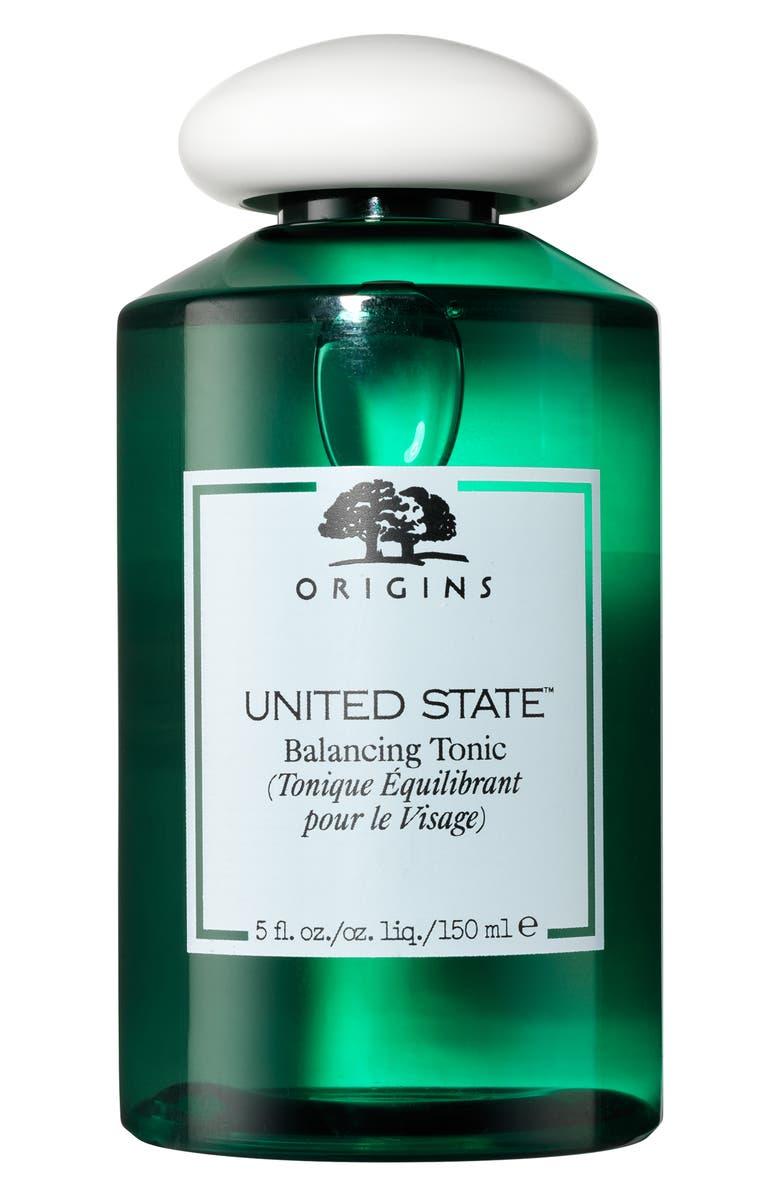ORIGINS United State<sup>™</sup> Balancing Tonic, Main, color, NO COLOR