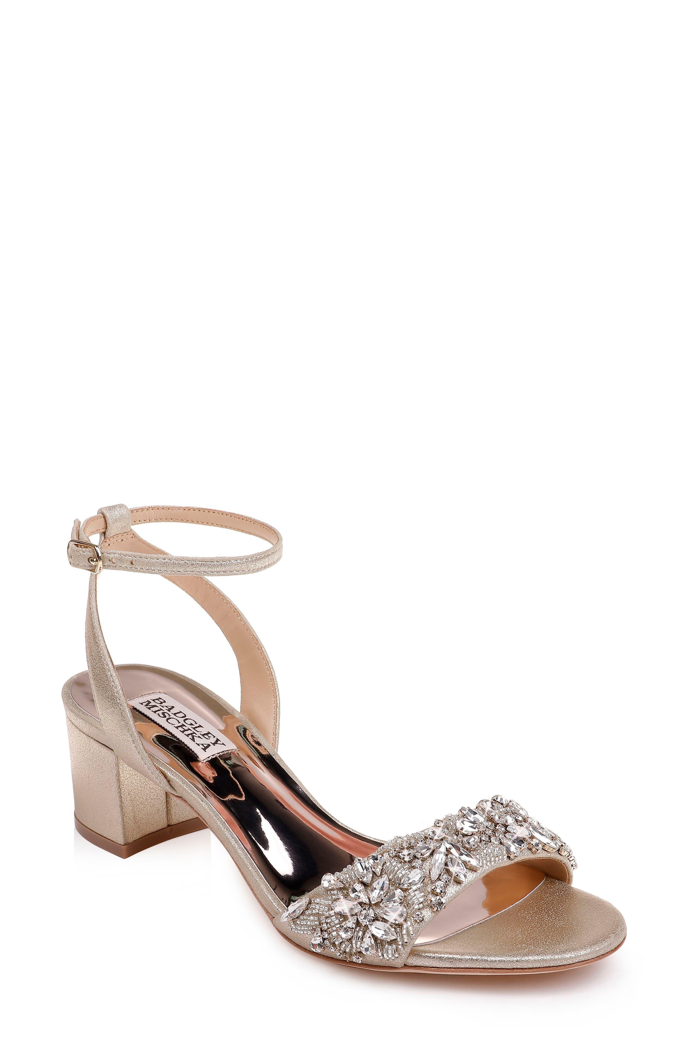 Ivanna Ankle Strap Sandal