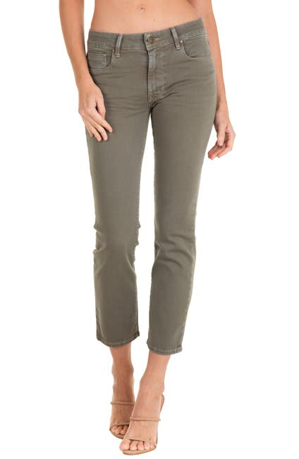 Image of FIDELITY DENIM Cher Cropped Jeans