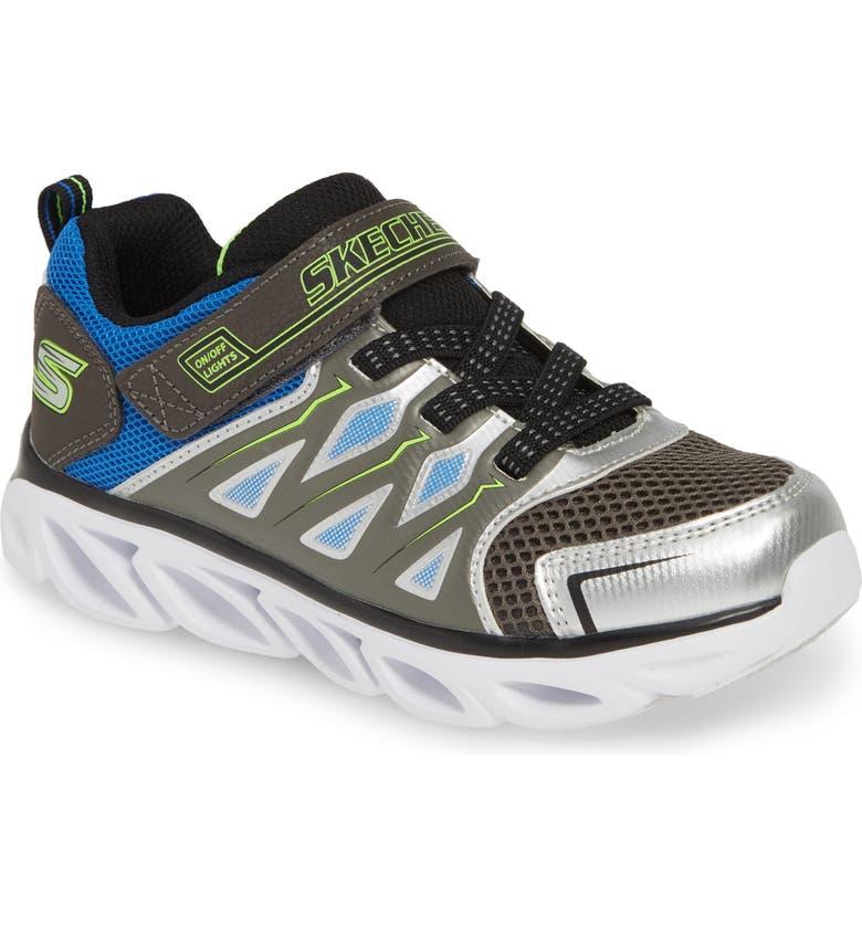 SKECHERS Hypno-Flash 3.0 Light-Up Sneaker, Main, color, 040