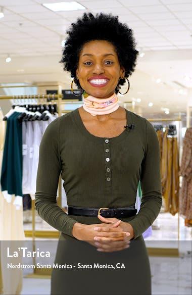 Sailor Stripe Dress, sales video thumbnail