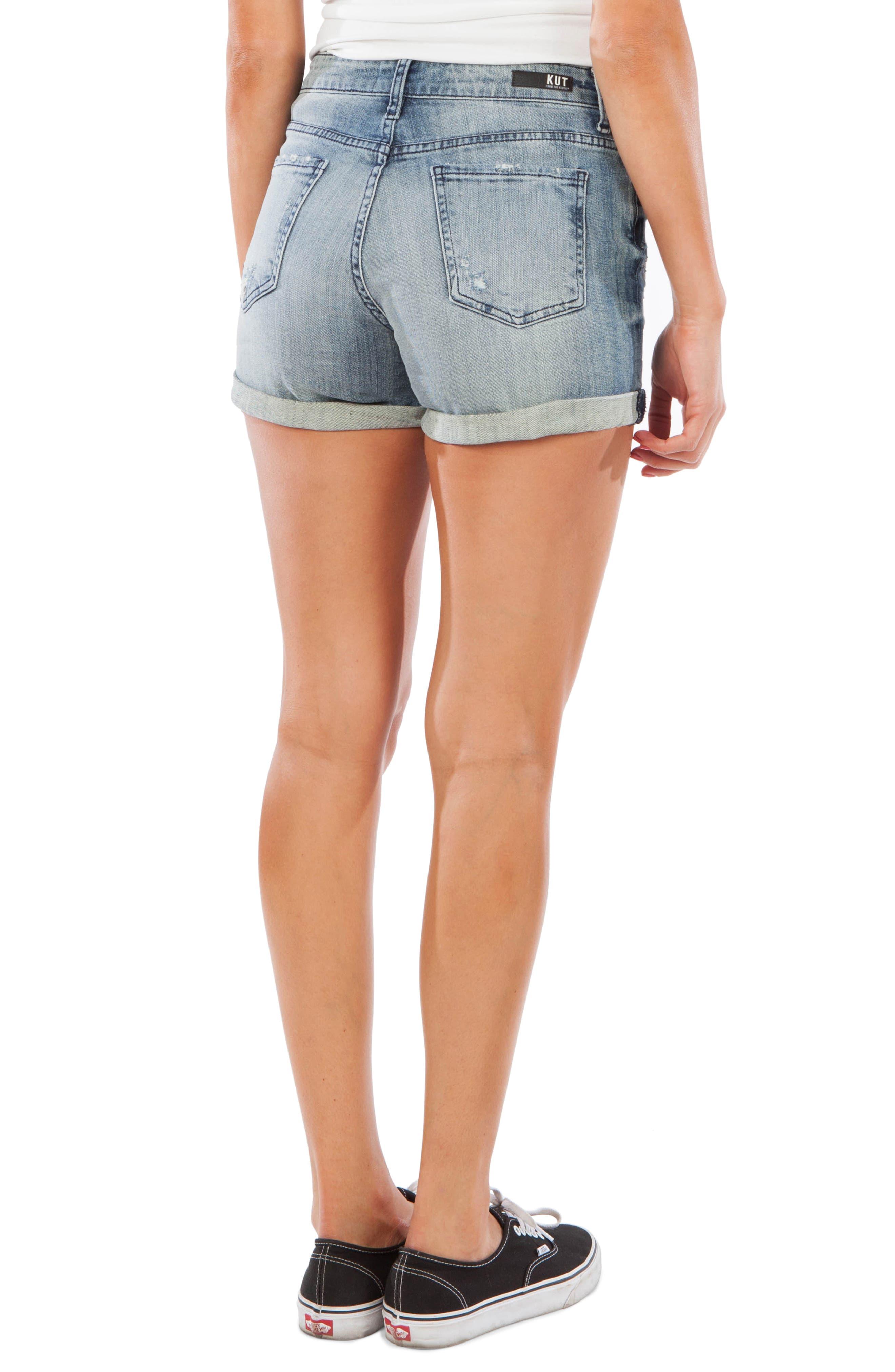 ,                             Madeline Boyfriend Shorts,                             Alternate thumbnail 2, color,                             COMMIT