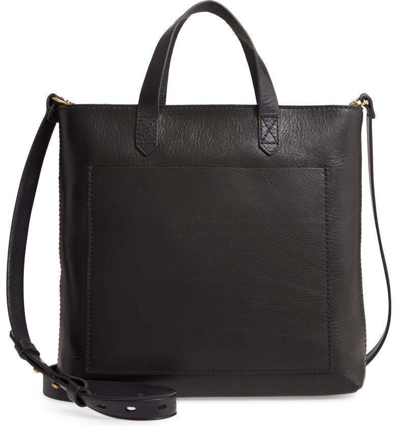 MADEWELL The Small Transport Crossbody Bag, Main, color, 001