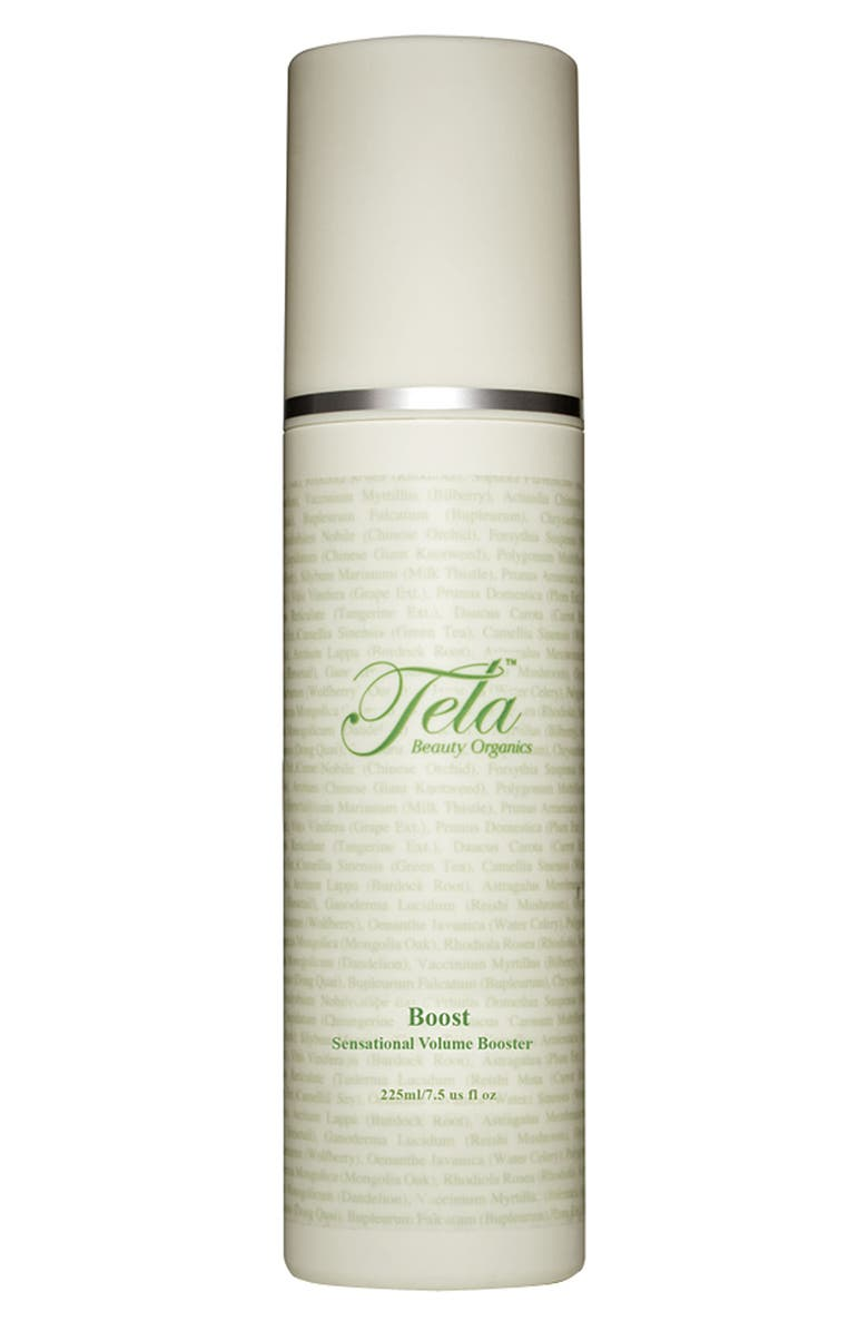 TELA BEAUTY ORGANICS 'Boost' Sensational Volume Booster, Main, color, 000
