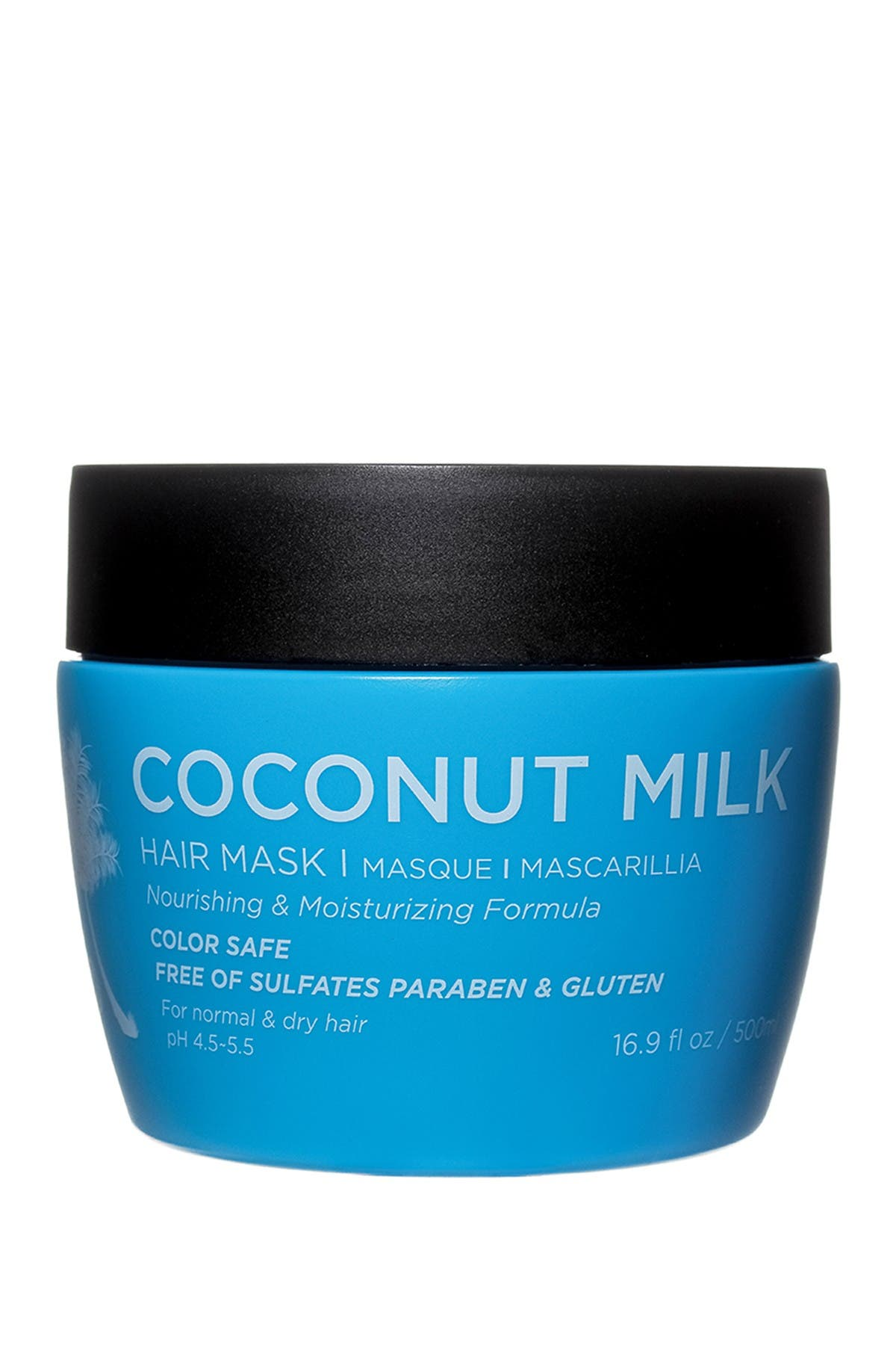 Image of Luseta Beauty Coconut Milk Hair Mask - 16.9 oz.