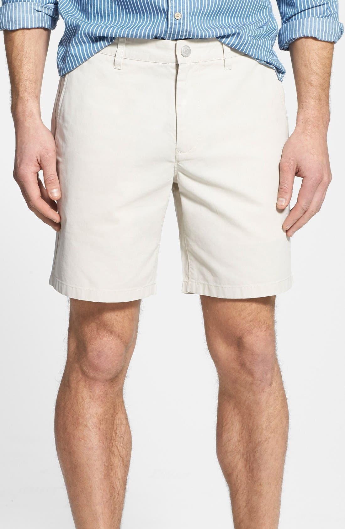,                             Washed Chino Shorts,                             Main thumbnail 36, color,                             290