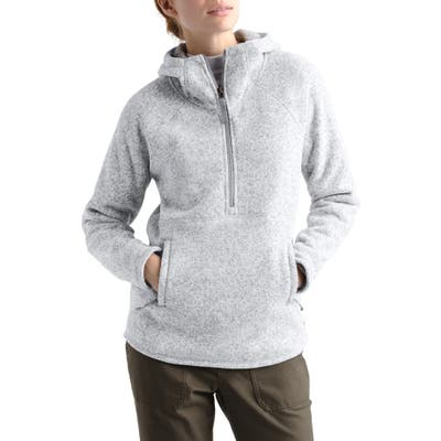 The North Face Crescent Hooded Pullover, Grey