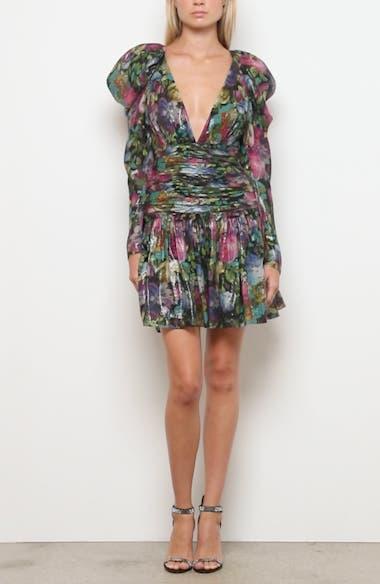 Abigail Long Sleeve Cocktail Dress, video thumbnail