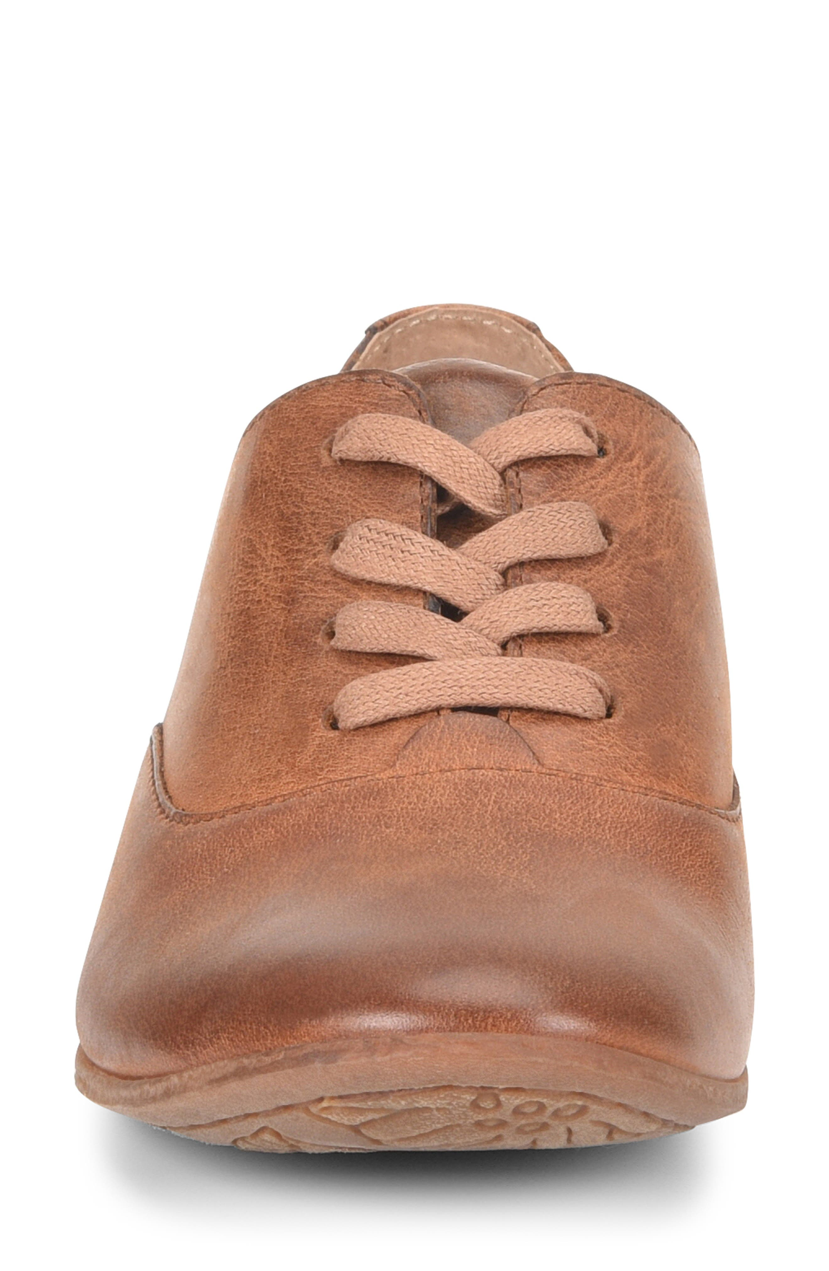 ,                             Gila Oxford,                             Alternate thumbnail 4, color,                             TAN LEATHER