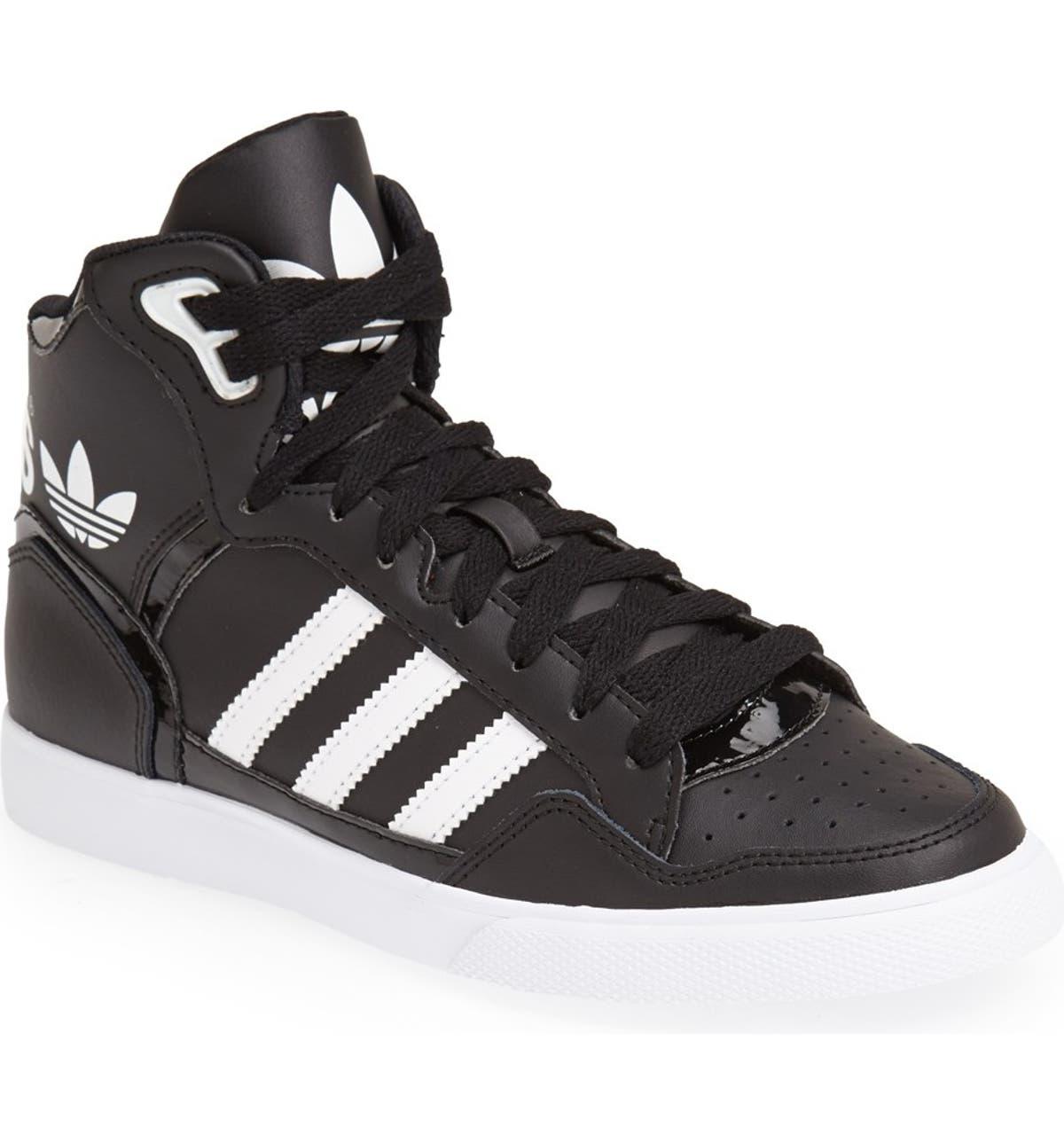 'Extaball' High Top Sneaker