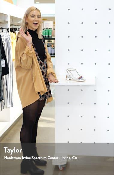 Reyn Jewel T-Strap Sandal, sales video thumbnail