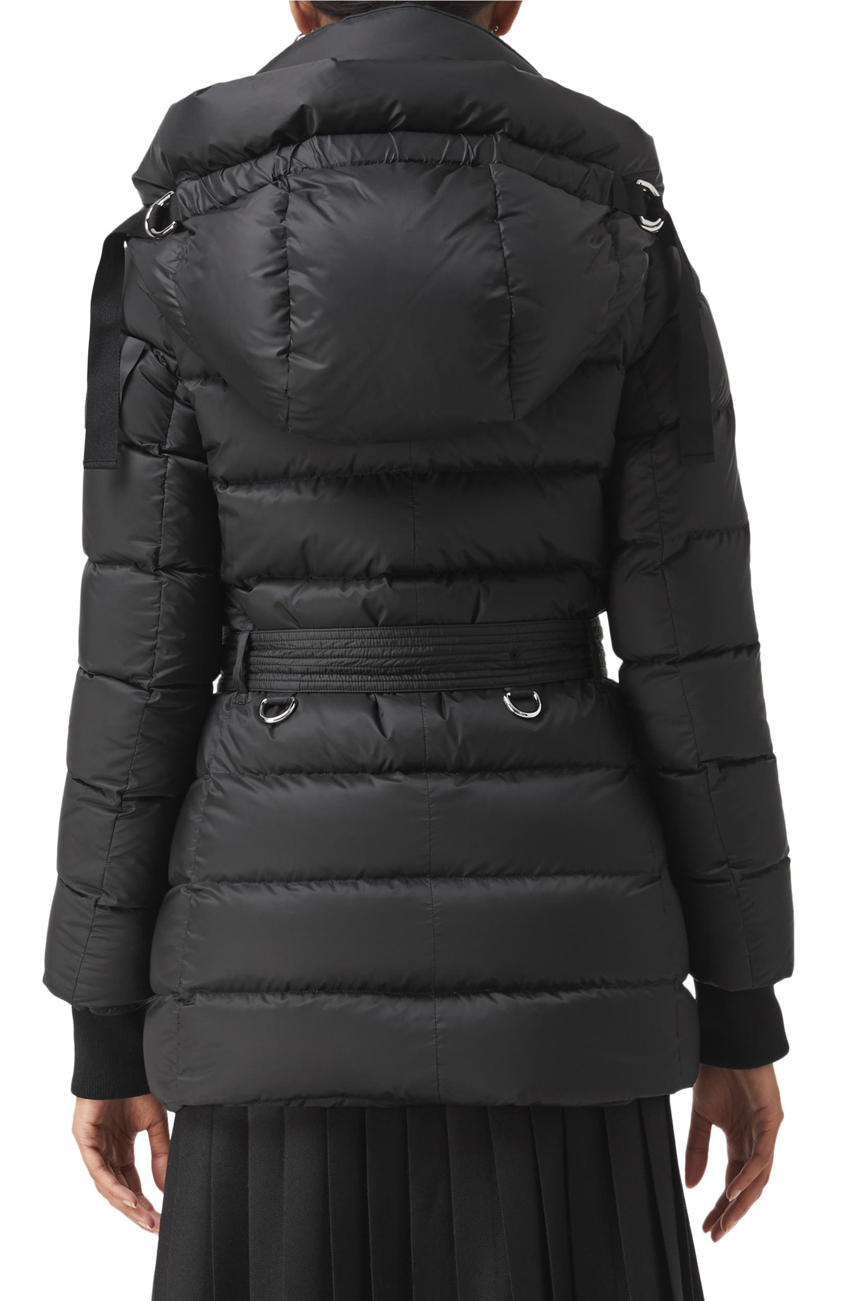 f6bed6146 Limehouse Quilted Down Puffer Coat