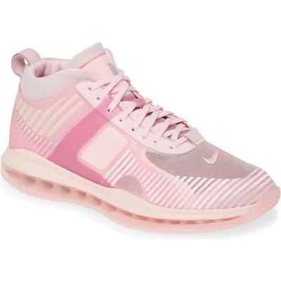 Nike Lebron X John Elliott Icon Qs Sneaker, Pink