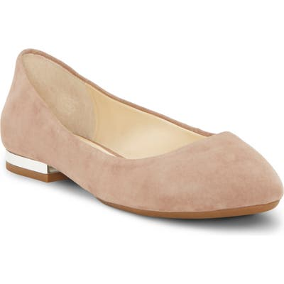 Jessica Simpson Ginly Ballet Flat- Brown