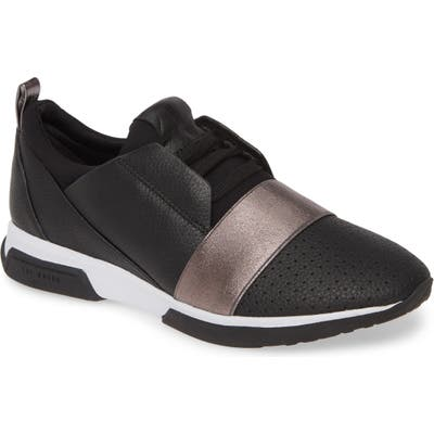 Ted Baker London Cepall Sneaker, Black