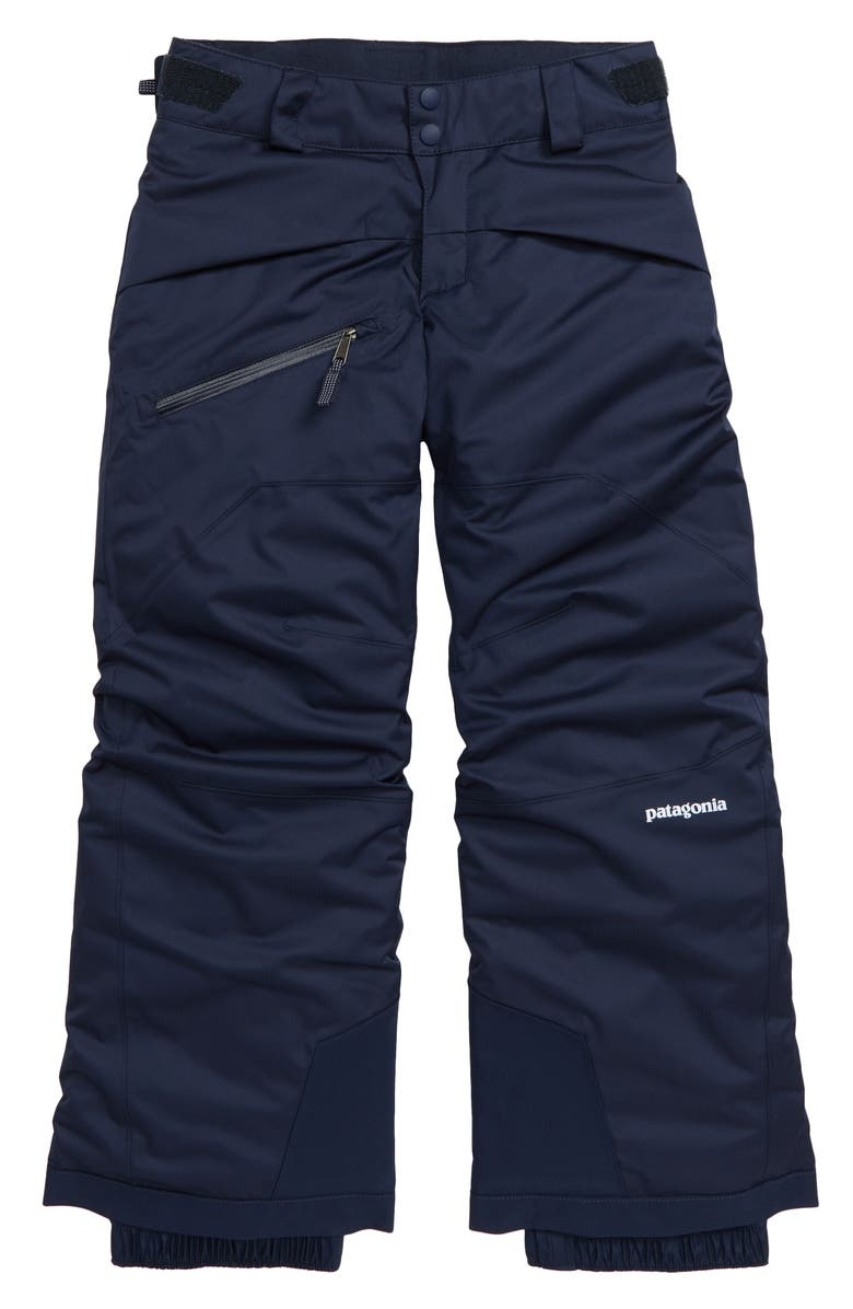 PATAGONIA Snowshot Insulated Snow Pants, Main, color, NEW NAVY