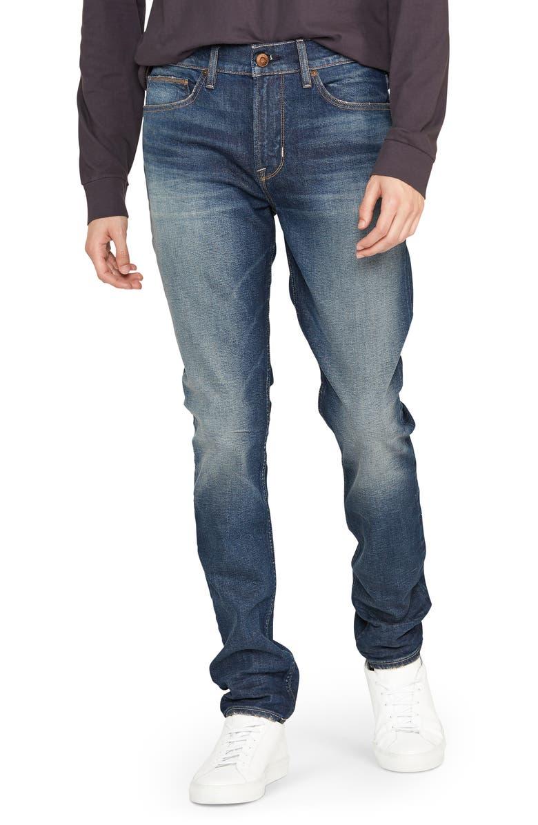 HUDSON JEANS Blake Slim Fit Jeans, Main, color, VICTORY