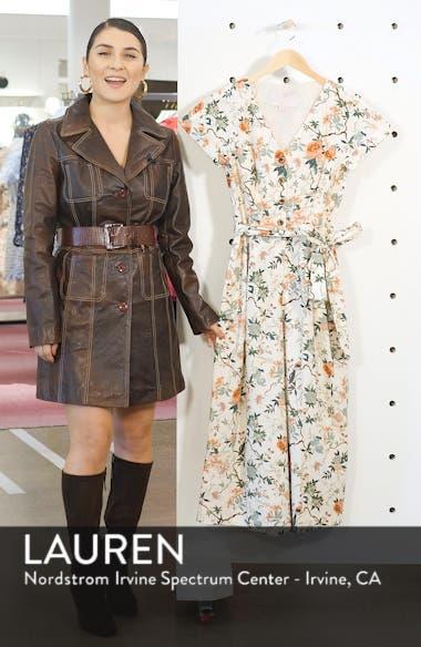 Sophia Button Front Jumpsuit, sales video thumbnail