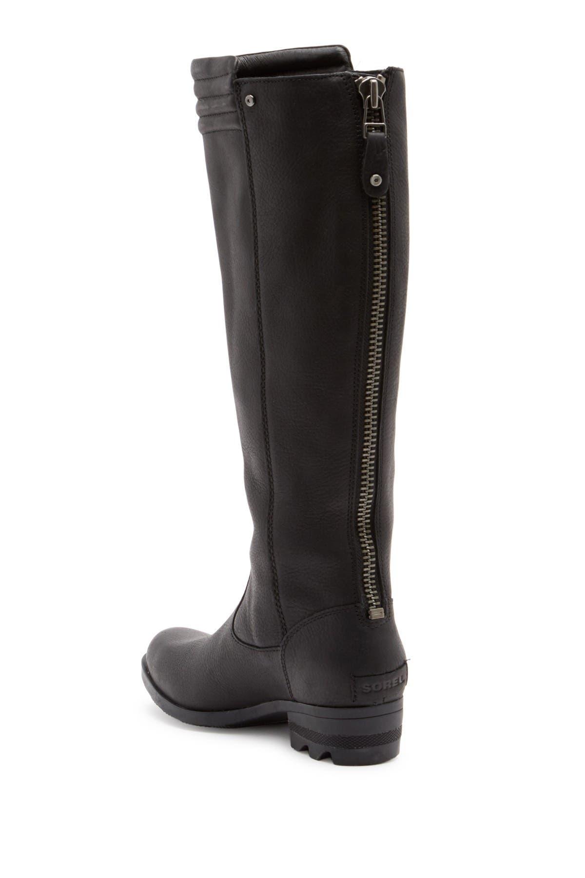 Sorel | Danica Tall Waterproof Leather