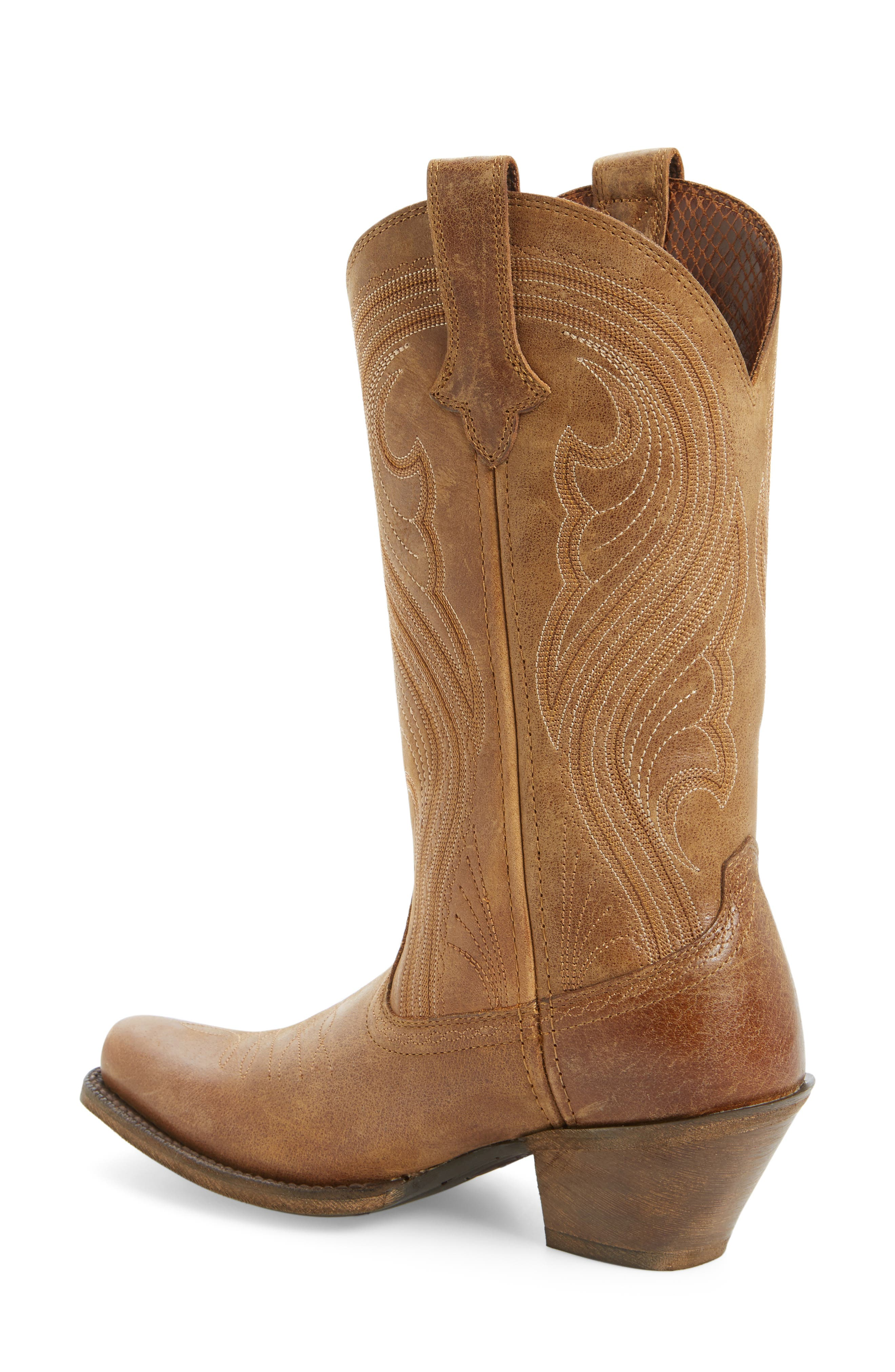 ,                             Lively Western Boot,                             Alternate thumbnail 6, color,                             201