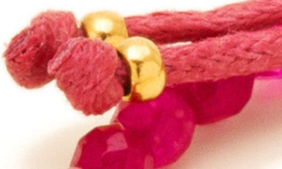 PINK CHALCEDONY / GOLD