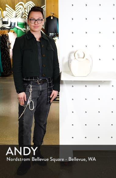 Frida Transparent Handbag, sales video thumbnail