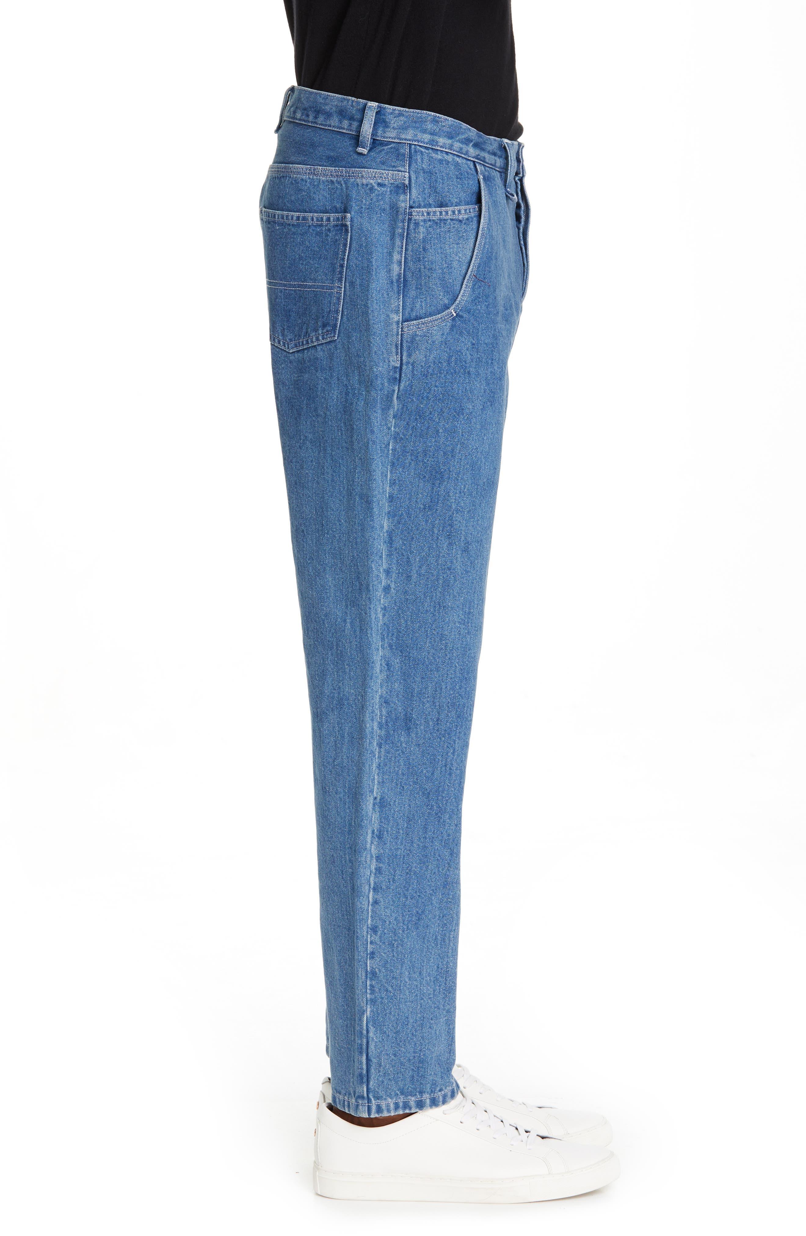 ,                             Carpenter Jeans,                             Alternate thumbnail 3, color,                             BLUE